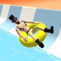 Aqua Thrills: Water Slide Park - icon