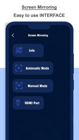 Скриншот Screen Mirroring For All TV : Mobile Screen To TV 2