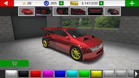 Скриншот Rally Fury
