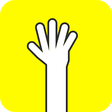 Cover art of «LMK: Anonymous Polls for Snapchat» - icon
