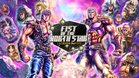 Скриншот FIST OF THE NORTH STAR