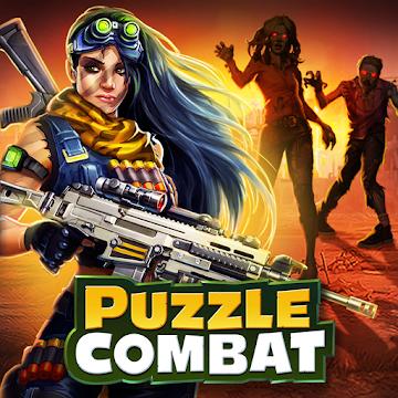 Cover art of «Puzzle Combat» - icon