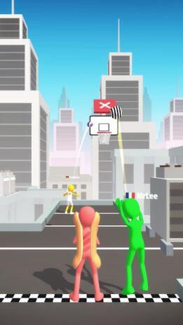 Скриншот Five Hoops