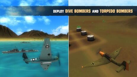 Скриншот War Dogs: Air Combat Flight Simulator WW II
