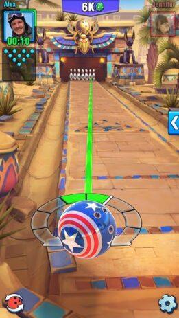 Скриншот Bowling Crew 2
