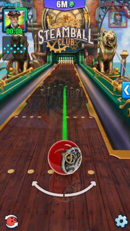 Скриншот Bowling Crew 4