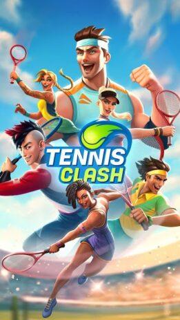 Скриншот Tennis Clash: 3D Sports