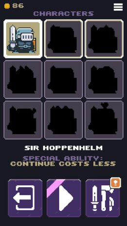 Скриншот Hoppenhelm 4