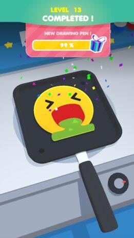 Скриншот Pancake Art