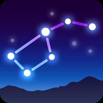Cover art of «Star Walk 2 Free:Карта звездного неба и Астрономия» - icon