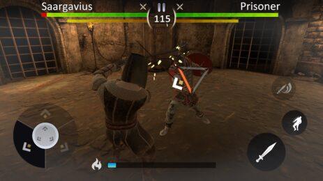 Скриншот Knights Fight 2: Honor & Glory