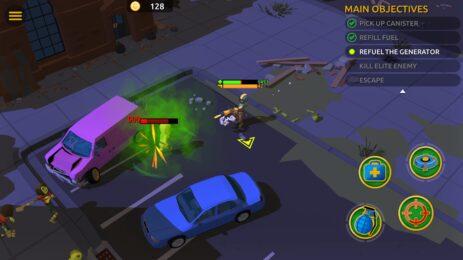 Скриншот Zombie Blast Crew 5