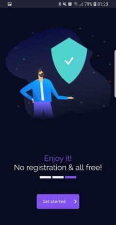 Скриншот Бесплатный VPN 4