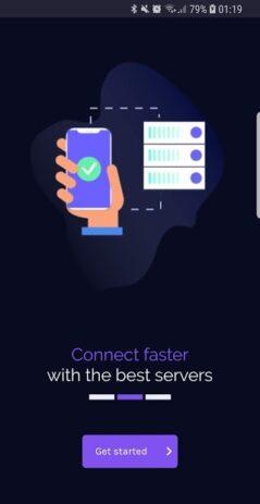 Скриншот Бесплатный VPN 5