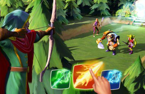 Скриншот Hunter: Master of Arrows