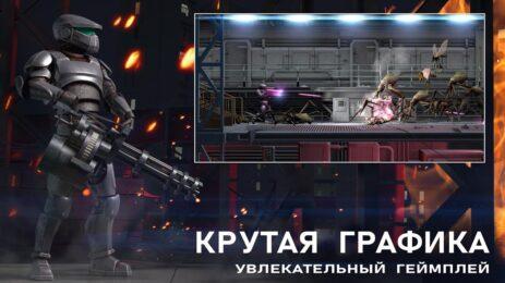 Скриншот Metal Ranger. Шутер платформер 5