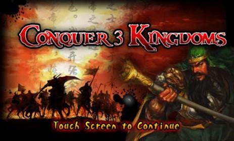 Conquer 3 Kingdoms - thumbnail
