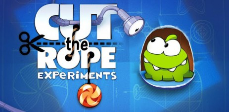Cut the Rope: Experiments - thumbnail