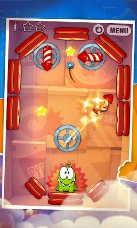 Скриншот накормите монстра