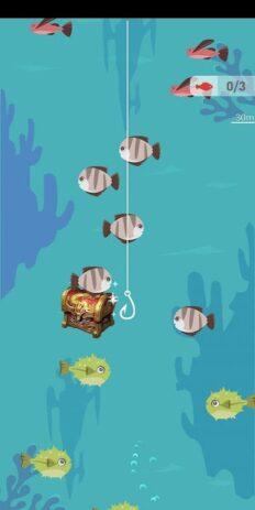 Скриншот Go Fishing Fast