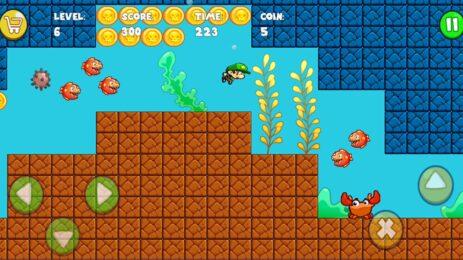 Скриншот Bob's World