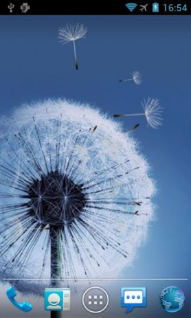 Galaxy S3 Dandelion LWP | Android