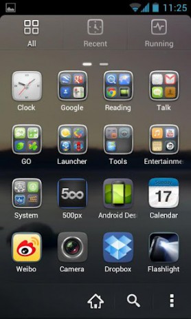 GO Launcher EX | Android