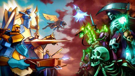 Скриншот Heroes & Magic 1