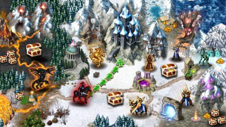 Скриншот Heroes & Magic 2