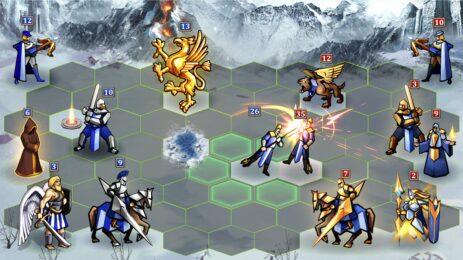 Скриншот Heroes & Magic 3