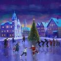 Cover art of «Christmas Rink Live Wallpaper»