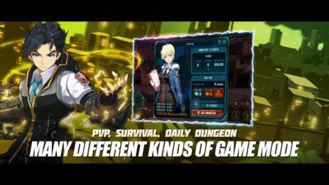 Скриншот SoulWorker ZERO