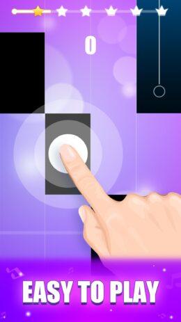 Скриншот Magic Piano Tiles 4