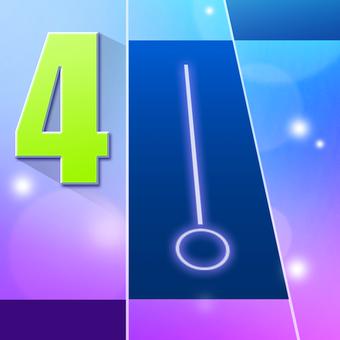 Cover art of «Magic Piano Tiles 4» - icon