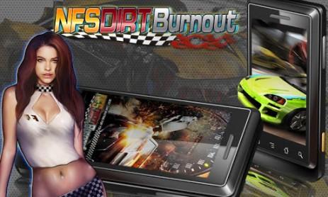 Скриншот NFSDIRT: BURNOUT – реалистичные 3D гонки