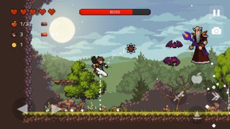 Скриншот Apple Knight: Action Platformer