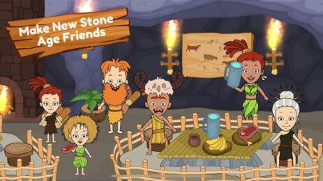 Скриншот Мой Город Каменного Века: Игры для Детей