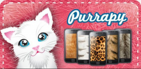 Purrapy Fluffy Live Wallpaper - thumbnail