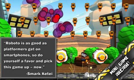 Скриншот Roboto Lite