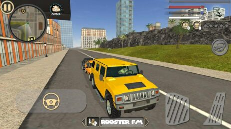 Скриншот Amazing Grand Green Rope Hero: Vice Town