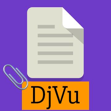 Cover art of «DjVu Reader & Viewer» - icon