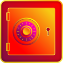 Open the safe - icon