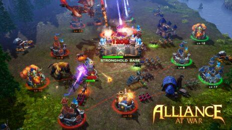 Скриншот Alliance at War: Dragon Empire