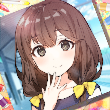 Cover art of «Love is a Canvas : Hot Sexy Moe Anime Dating Sim» - icon