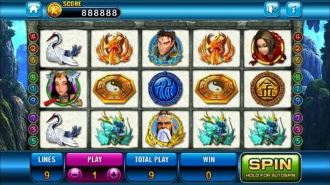 Скриншот SunCity Slot Game