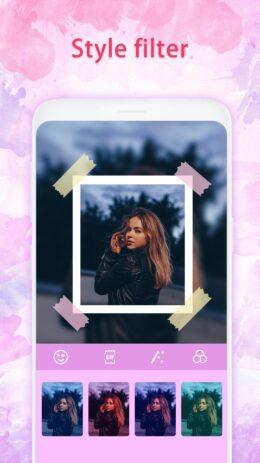 Скриншот Sweet Cam HD 0
