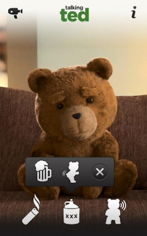 Talking Ted Lite | Android