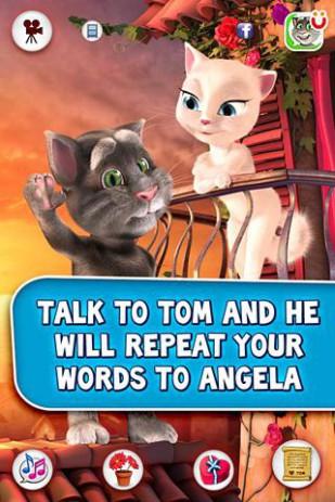 Скачать my talking angela бесплатно на андроид игра моя говорящая.
