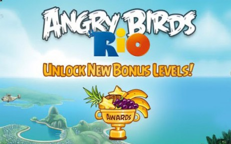 Angry Birds Rio - thumbnail