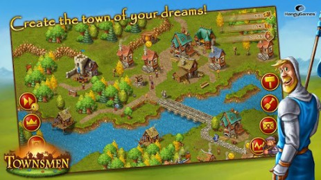 Townsmen | Android